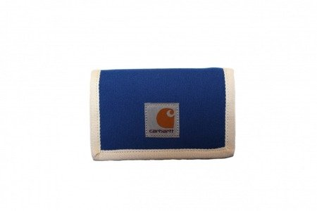 CARHARTT Portfel Watch Wallet Yale Blue