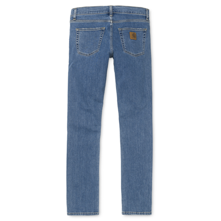 CARHARTT Spodnie Rebel Pant Blue Stone Washed - FW17