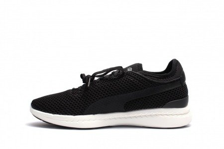 PUMA Buty Ignite Sock Knit Black/White